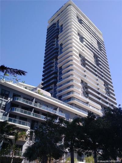 Miami Condo For Sale: 121 NE 34th St #1510