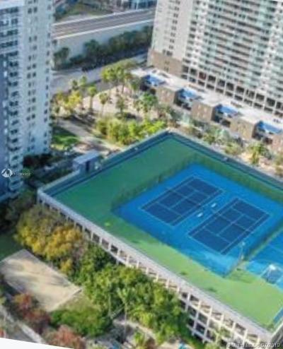 Miami-Dade County Condo For Sale: 850 N Miami Ave #W-305