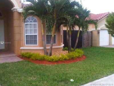Doral Single Family Home For Sale: 8512 NW 110th Pl