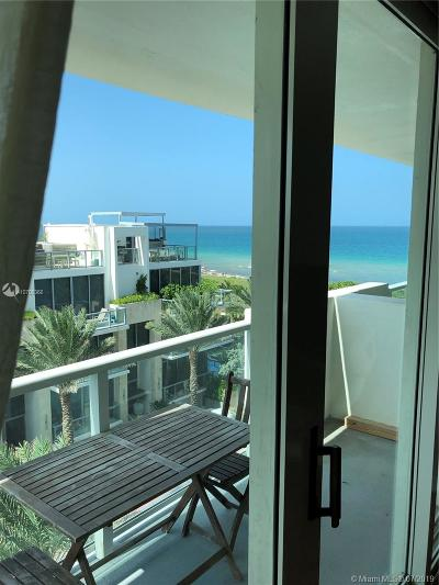 Surfside Condo For Sale: 9499 Collins Ave #503