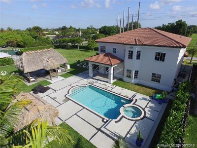 Miami Single Family Home For Sale: 9770 SW 34th St