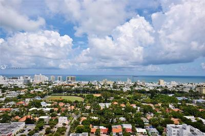 Miami Beach Rental For Rent: 1330 West Ave #2713