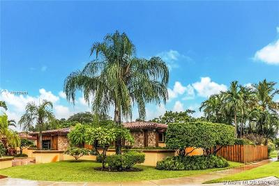 Miami Single Family Home For Sale: 2281 NE 203rd Ter