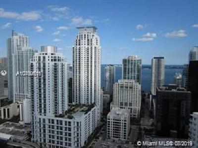 Rental For Rent: 1050 Brickell Ave #1910