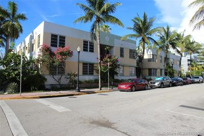 Miami Beach Multi Family Home For Sale: 135 3rd St