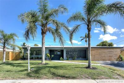 Coconut Creek Single Family Home For Sale: 4260 NW 12th St