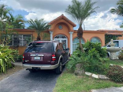 Miami Single Family Home For Sale: 3821 NW 2nd St
