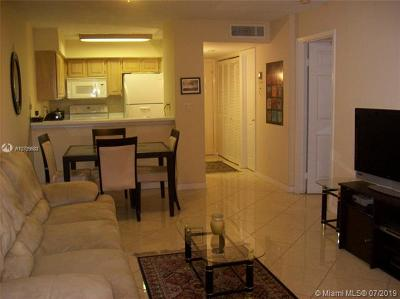 Coral Gables Rental For Rent: 1280 S Alhambra Cr #1321