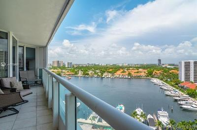 Aventura Condo For Sale: 21055 Yacht Club Dr #1507