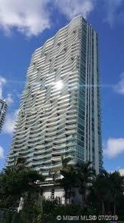 Miami Condo For Sale: 460 NE 28th Street #3808