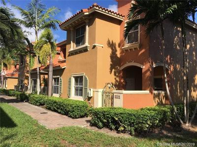 Dania Beach Condo/Townhouse For Sale: 3039 N Red Mangrove Ln N #3039