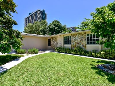 Miami-Dade County Single Family Home For Sale: 738 NE 70th St