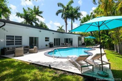 North Bay Village, North Bay Village Condo, North Bay Villas, North Bay Villas Condo Rental For Rent: 7800 Beachview Dr