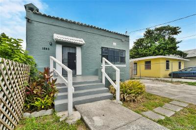 Miami Single Family Home For Sale: 1845 NW 55th St