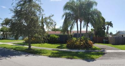 Cutler Bay Single Family Home For Sale: 19915 SW 88th Pl