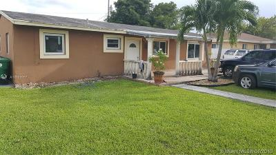 Miami Single Family Home For Sale: 10960 SW 217 St