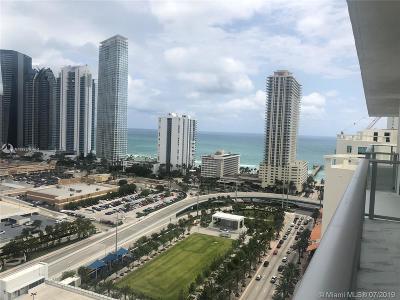 Miami-Dade County Condo For Sale: 300 Sunny Isles Blvd #2203