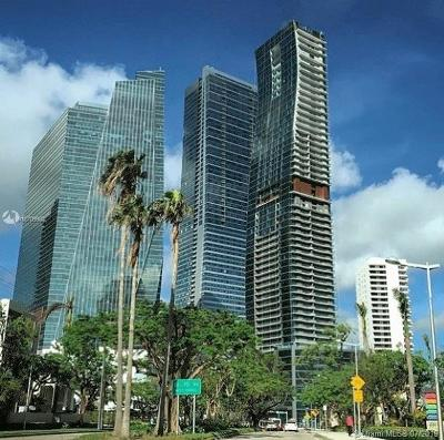 Echo Brickell, Echo Brickell Condo, Echo Condo Rental For Rent: 1451 Brickell Ave #1904