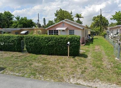 Miami Single Family Home For Sale: 239 NW 102nd St