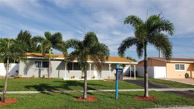 Deerfield Beach Single Family Home For Sale: 1203 SW 1st Ter