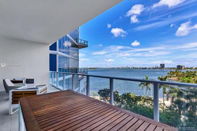 Miami Condo For Sale: 2020 N Bayshore Dr #603