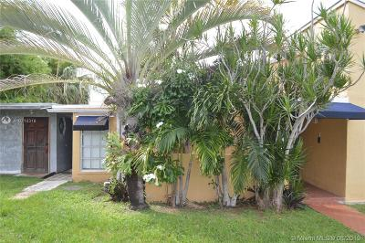 Miami Single Family Home For Sale: 19422 SW 119 Ct