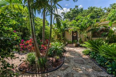 Miami Single Family Home For Sale: 3721 Loquat Ave