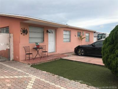 Miami Single Family Home For Sale: 10391 NW 36th Pl