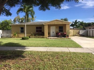 Miami Single Family Home For Sale: 7510 SW 28th Ter