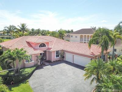 Single Family Home For Sale: 16450 SW 84th Pl