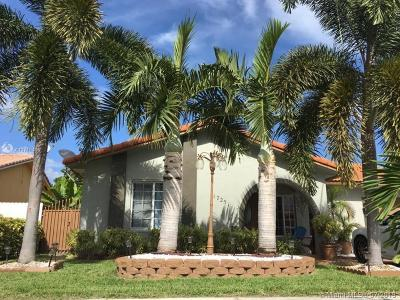 Miami Single Family Home For Sale: 17251 SW 150th Ct