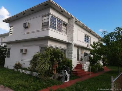 Miami Beach FL Condo For Sale: $158,000