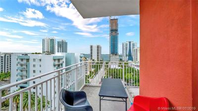 Miami Condo For Sale: 2275 Biscayne Blvd #904
