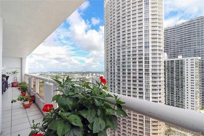 Miami Condo For Sale: 1717 N Bayshore Dr #A-3650