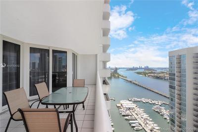 Miami Condo For Sale: 1717 N Bayshore Dr #A-3241