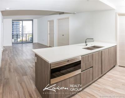Miami Condo For Sale: 801 S Miami #1210