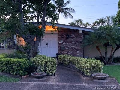 Pinecrest Single Family Home For Sale: 7841 SW 134th St