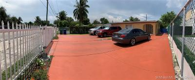 Miami Single Family Home For Sale: 3115 NW 95th St