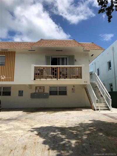 Miami Beach FL Condo For Sale: $189,000