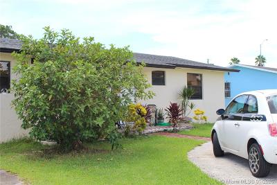 Cutler Bay Single Family Home For Sale: 21517 SW 109 Ct