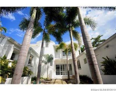La Gorce Single Family Home For Sale: 5979 Alton Rd