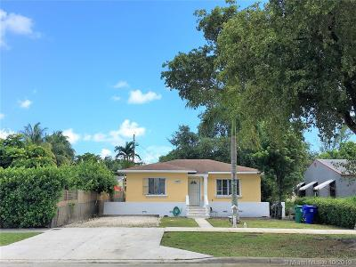 Miami Single Family Home For Sale: 1126 NW 46th St