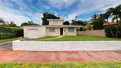 Miami Beach Single Family Home For Sale: 735 S Shore Dr