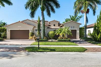 Parkland Single Family Home For Sale: 12212 NW 72nd St