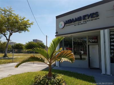 Miami Commercial For Sale: 10911 Biscayne Blvd