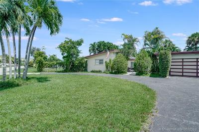 Dania Beach Single Family Home For Sale: 2250 SW 47th St