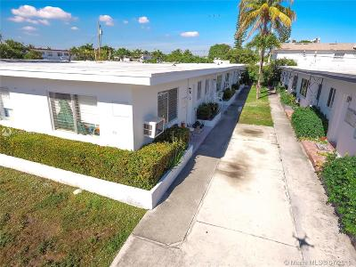 Miami Beach FL Multi Family Home For Sale: $720,000