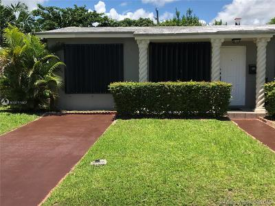 Miami Single Family Home For Sale: 10721 SW 148