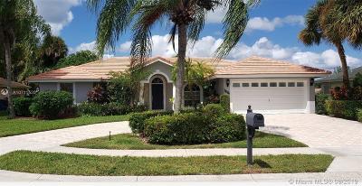 Royal Palm Beach Single Family Home For Sale: 154 Elysium Dr