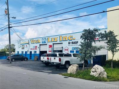 Miami Commercial For Sale: 980 SW 69th Ave #3